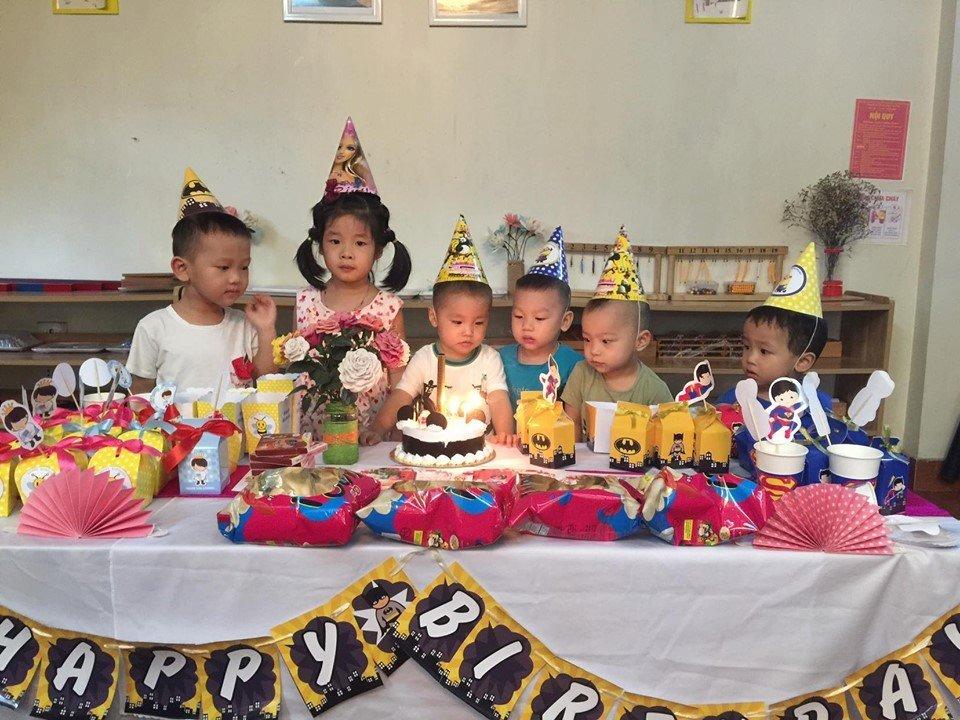 Trường mầm non Nụ Cười Kindergarten Smiles -  Mai Dịch