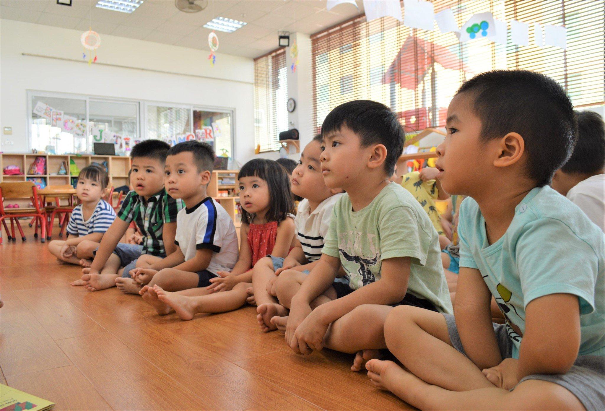 Trường mầm non O'Hana - Trung Hòa