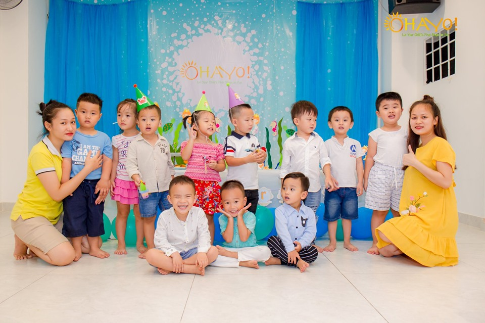 Trường mầm non OHAYO (OHAYO Kindergarden) - Phường 7