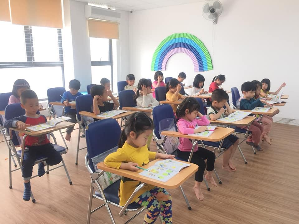 Trường mầm non Olympia - Hà Đông