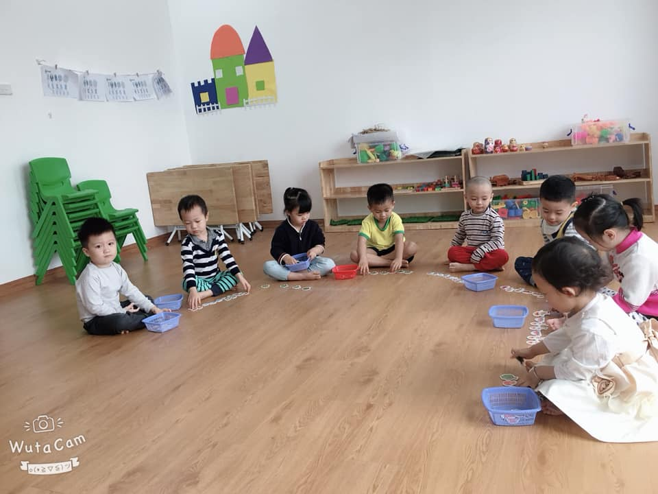 Trường mầm non Ong Vàng (Gold Bee Kindergarten) - Xuân Phương