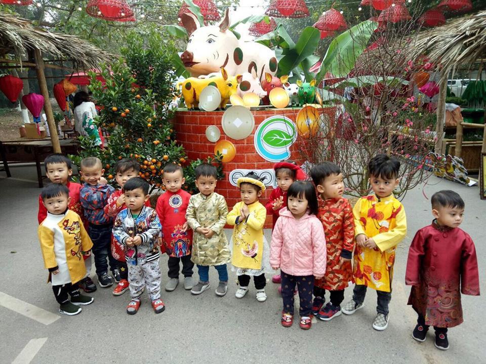 Trường mầm non Ong Vàng - Lê Chân