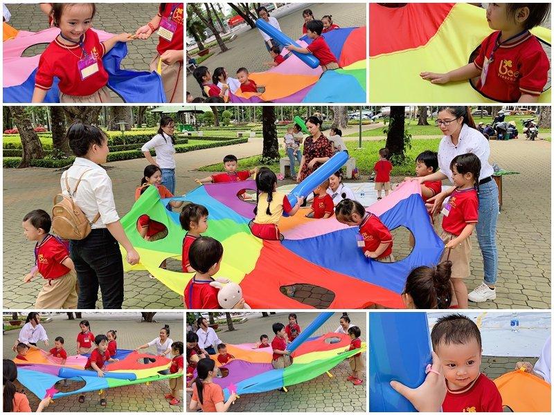 Trường Mầm Non Ong Vàng Gò Vấp - Bee Preschool