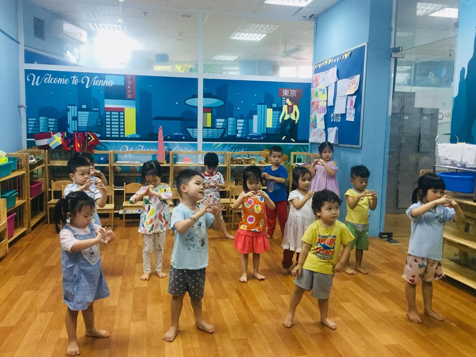 Trường mầm non Paris Montessori - Mỹ Đình 1