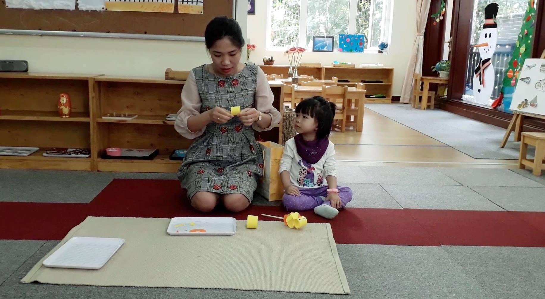 Trường mầm non Peace Montessori Pre-school - Yên Lãng