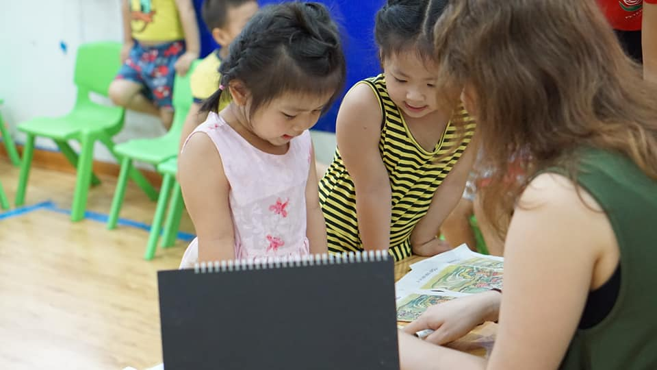 Trường mầm non Peter Garden ( Peter Garden Preschool - Be a global citizen) - Đặng Xá