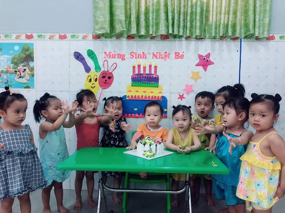 Trường mầm non Phong Lan - Đinh Châu