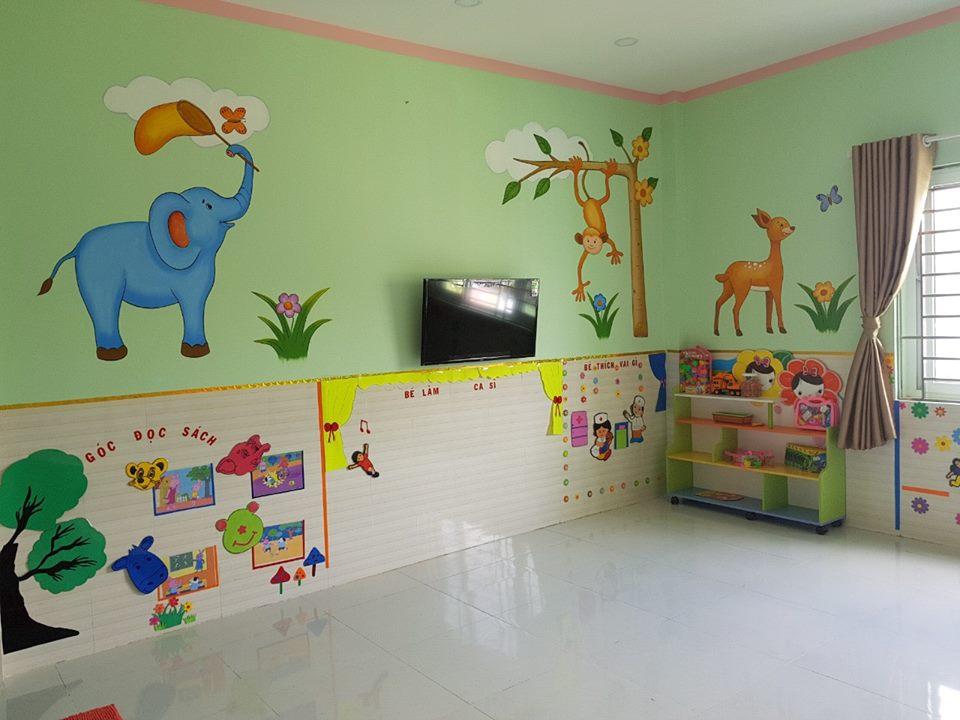 Trường mầm non Phong Phú - Trảng Dài