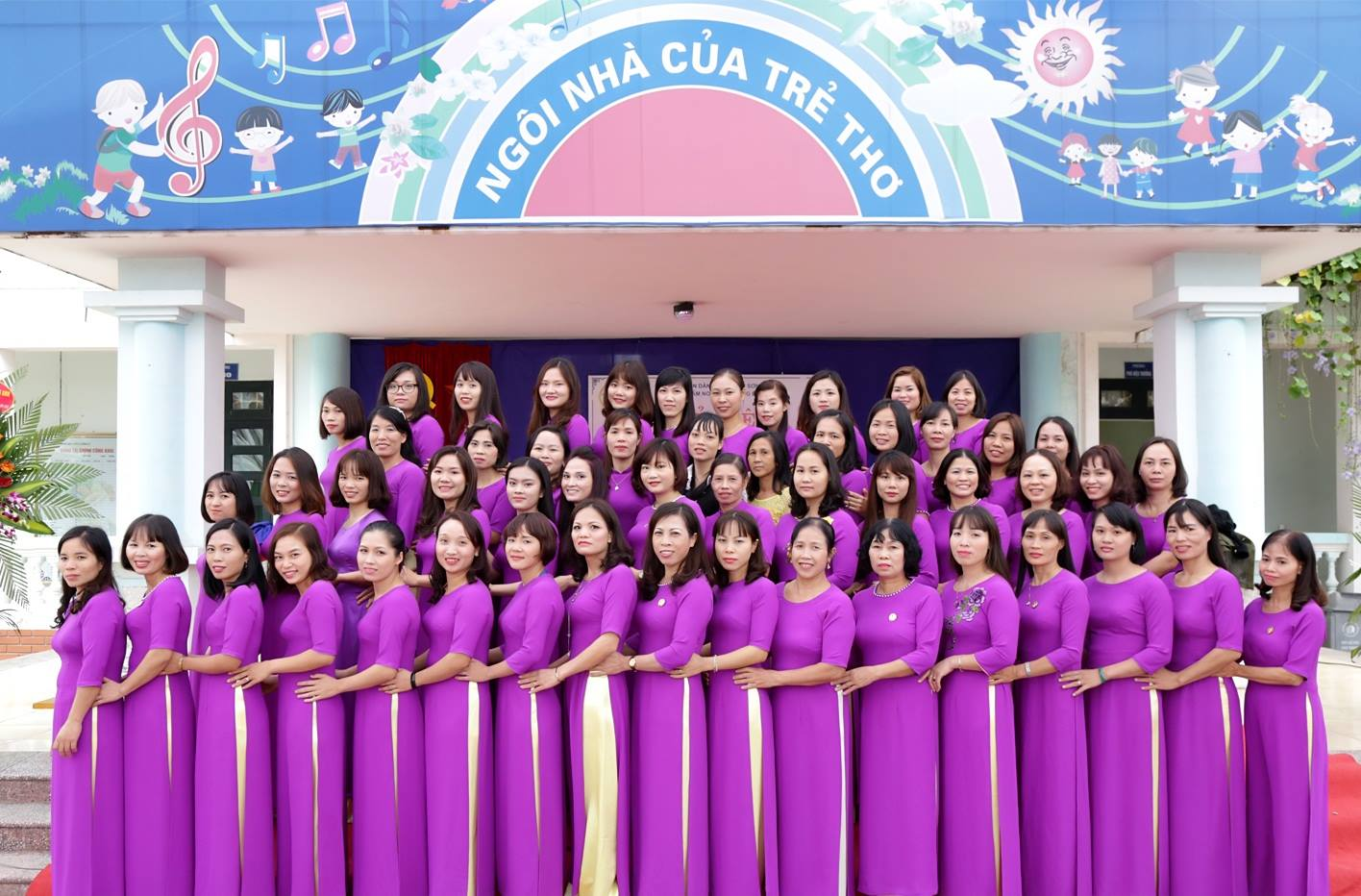 Trường mầm non Phú Cường B - Sóc Sơn