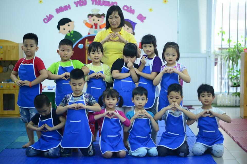 Trường mầm non Phú Mỹ Happy Kids - Mỹ Đình 2