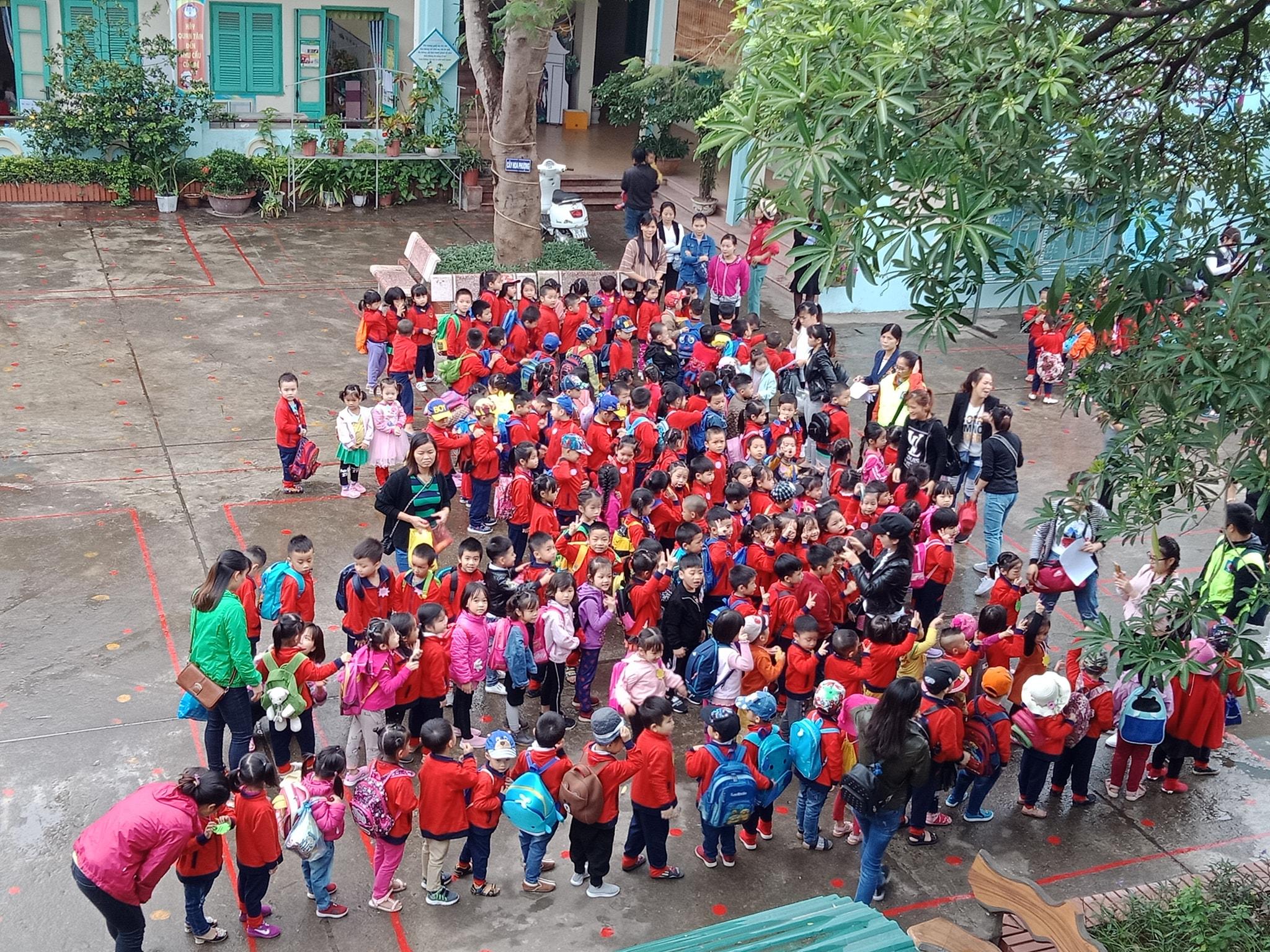 Trường mầm non Phú Thị - Gia Lâm