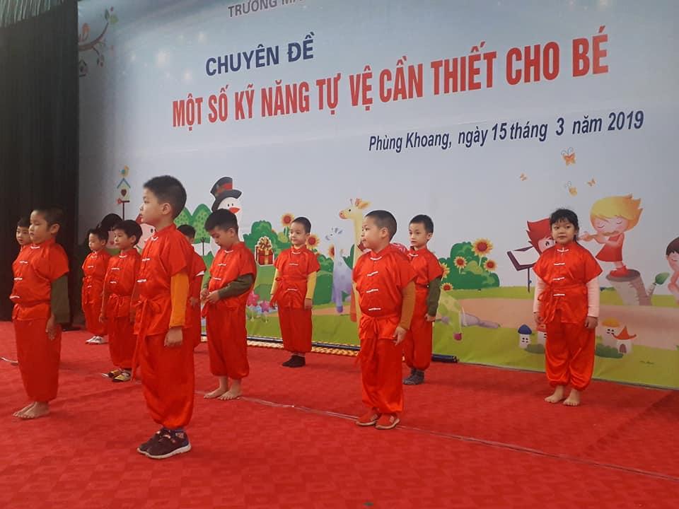 Trường mầm non Phùng Khoang - Trung Văn