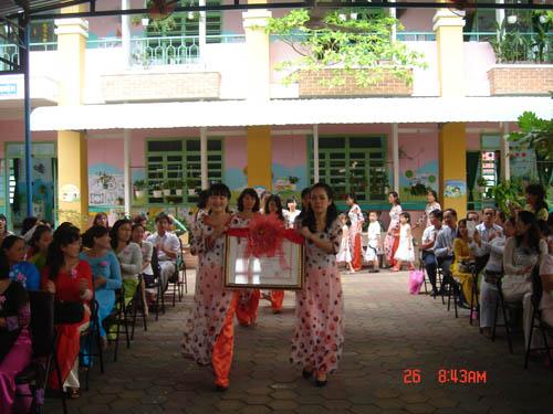 Trường mầm non Phước Long B - Phước Long B