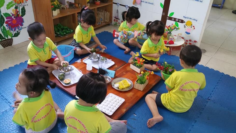 Trường mầm non Phương Canh - Tu Hoàng