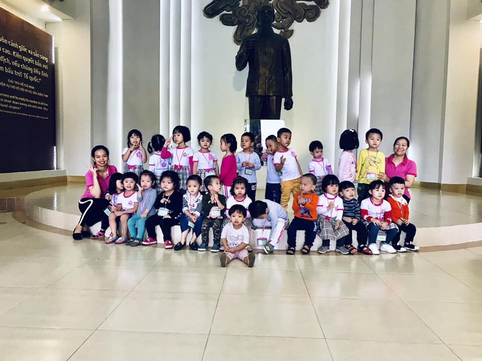 Trường mầm non Pink House ( Ngôi Nhà Hồng) CS 3 - Đặng Tiến Đông