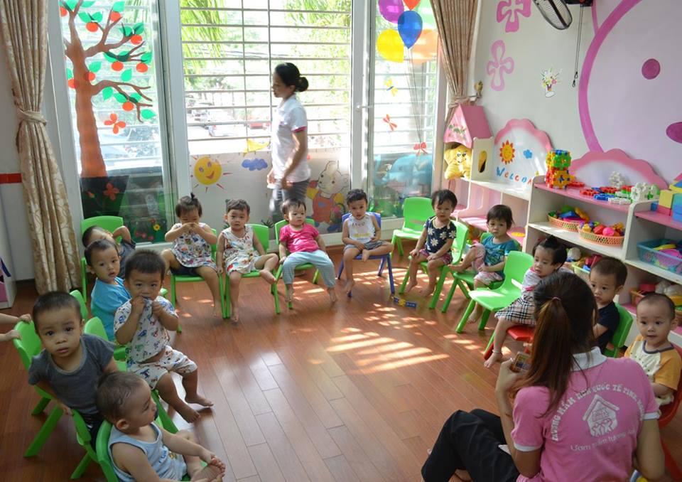 Trường mầm non Pink House (Ngôi Nhà Hồng) CS 2 - Mỹ Đình