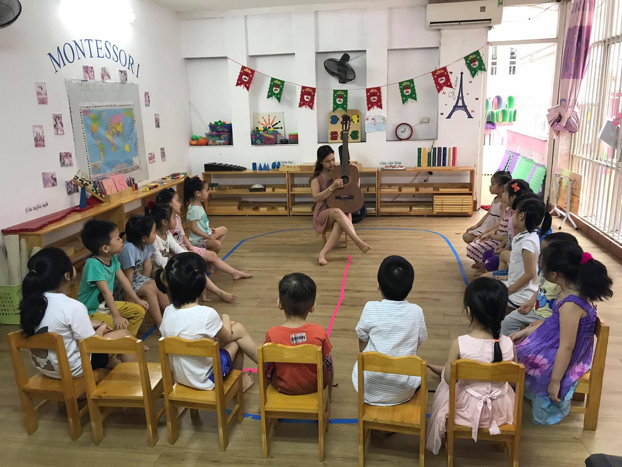 Trường mầm non Pink House ( Ngôi Nhà Hồng) CS 4 - Trần Quang Diệu