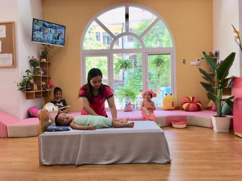 Trường mầm non Pink Sunshine  Montessori Preschool - 18 Tam Trinh