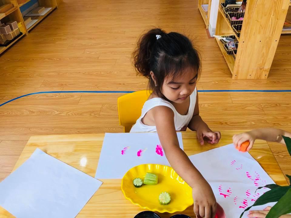 Trường mầm non Pink Sunshine Montessori Preschool- 90 Nguyễn Tuân