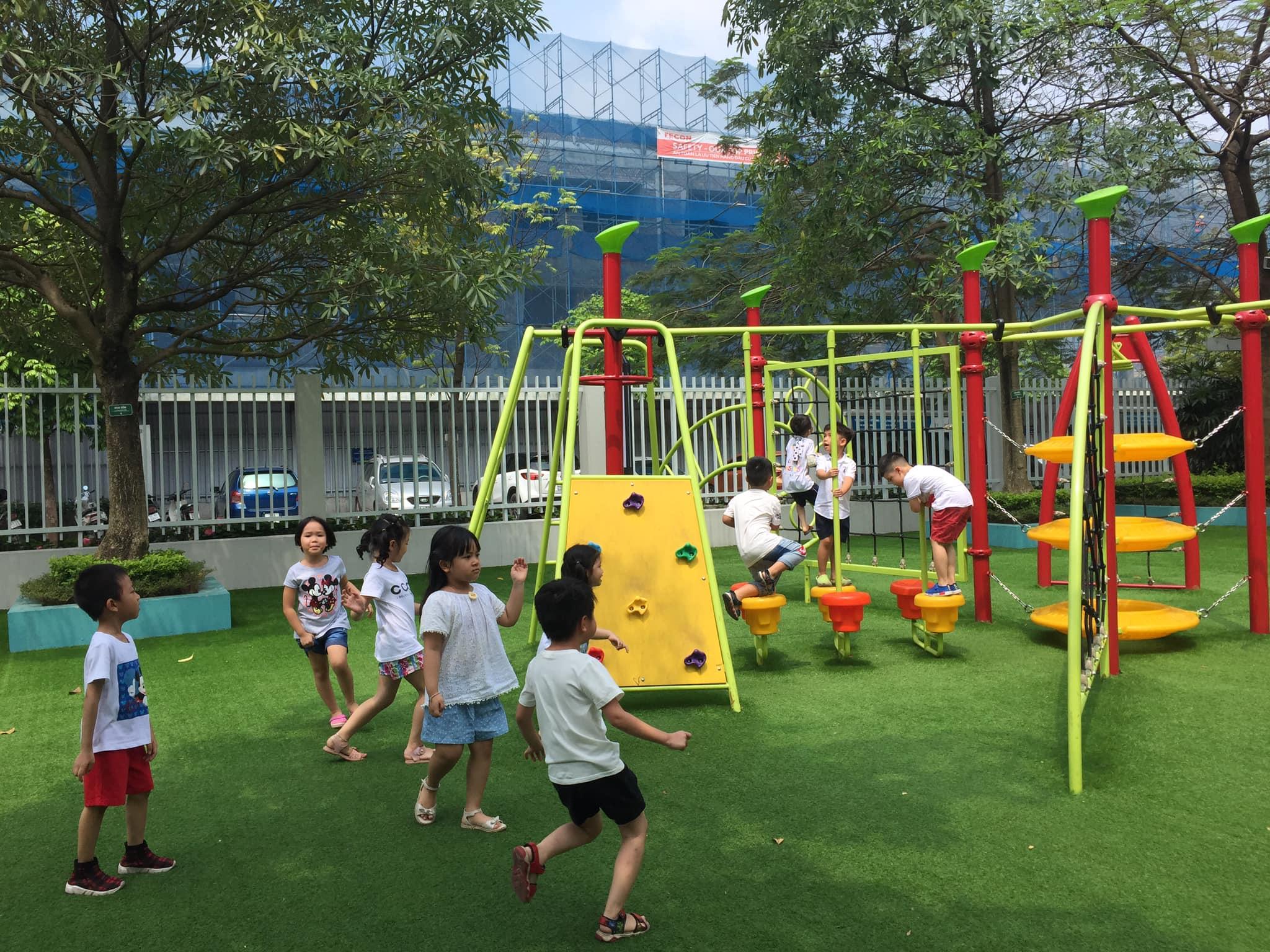 Trường mầm non Pink Sunshine Montessori PreSchool Cơ sở 4 - Ngô Thì Nhậm