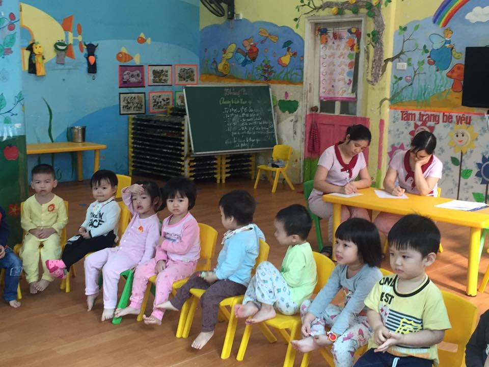 Trường mầm non Pooh's House - Đường Láng