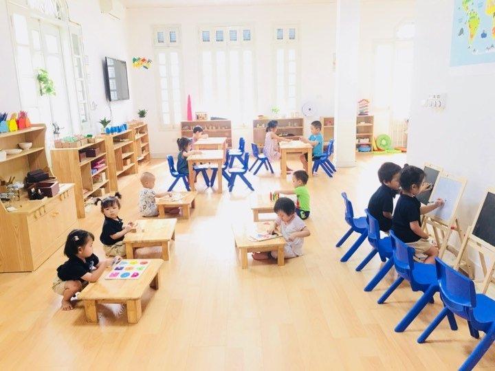Trường mầm non Qibi Montessori - Đại Kim