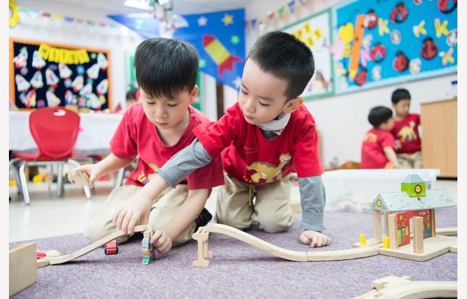 Trường mầm non Quốc tế Anh Việt Hoàng Gia  (British Vietnamese International School - BVIS Hà Nội) - Nguyễn Trãi