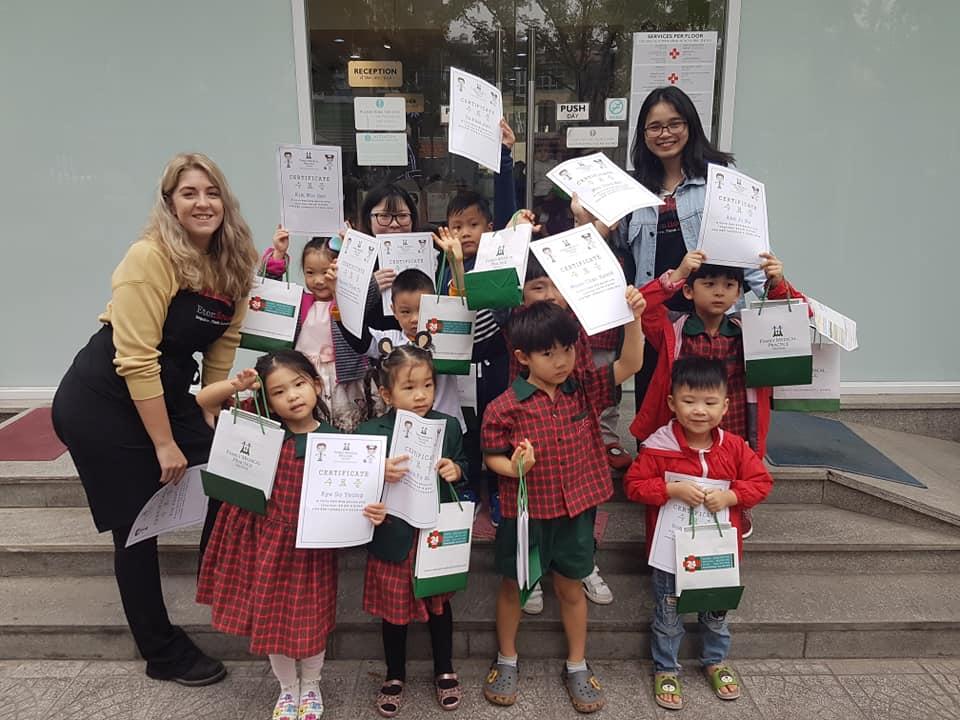 Trường mầm non quốc tế EtonHouse - Mễ Trì