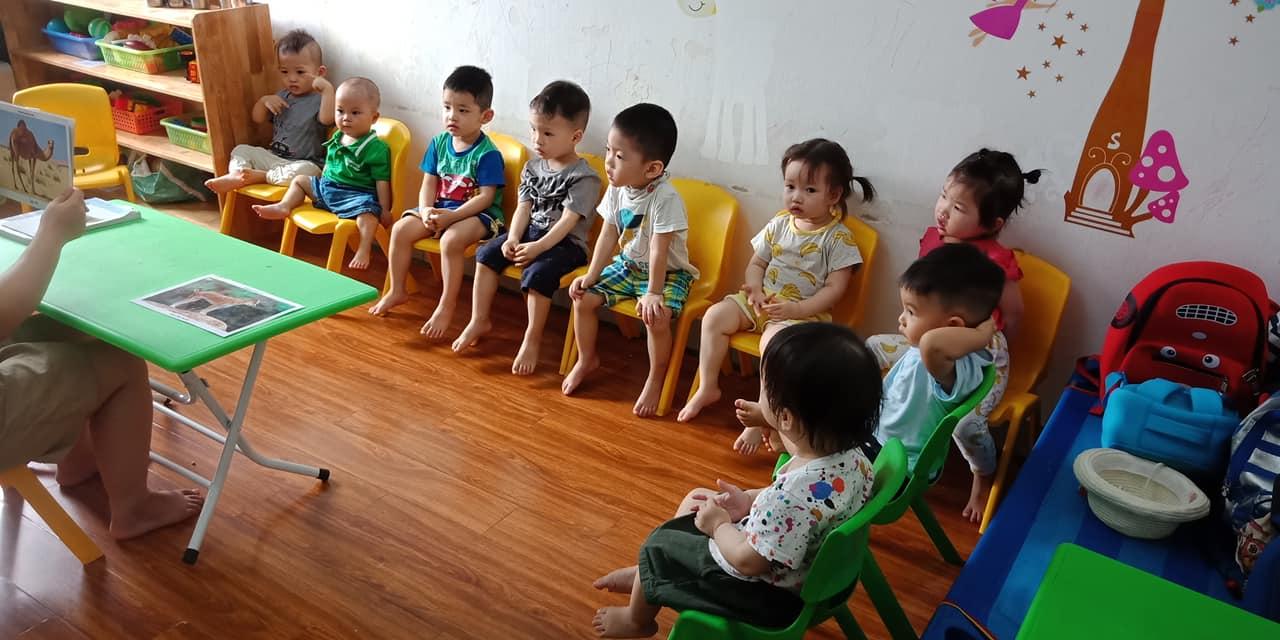 Trường mầm non Quốc Tế Hà Nội ( TAKUS KIDS Academy ) - Trần Đại Nghĩa