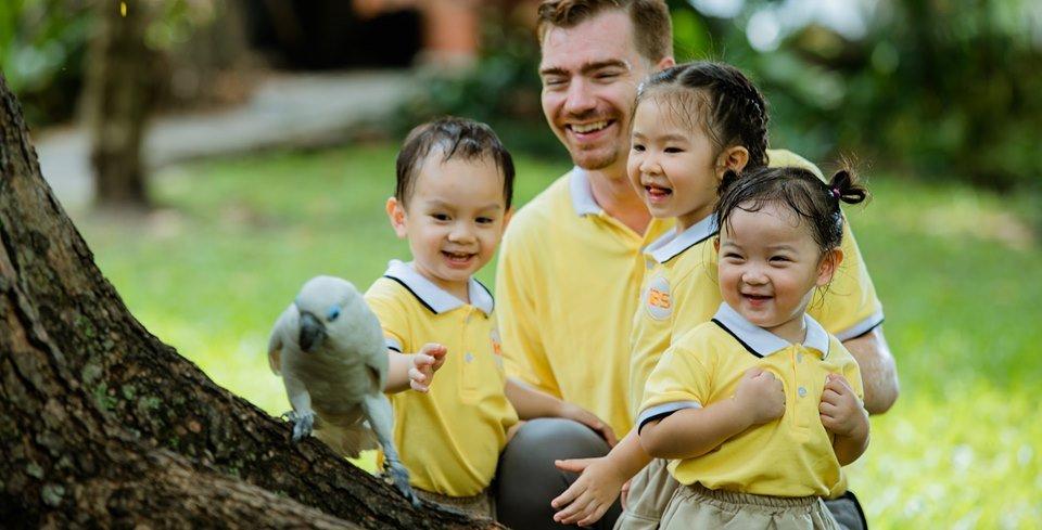 Trường mầm non Quốc tế iBS - Gò Vấp