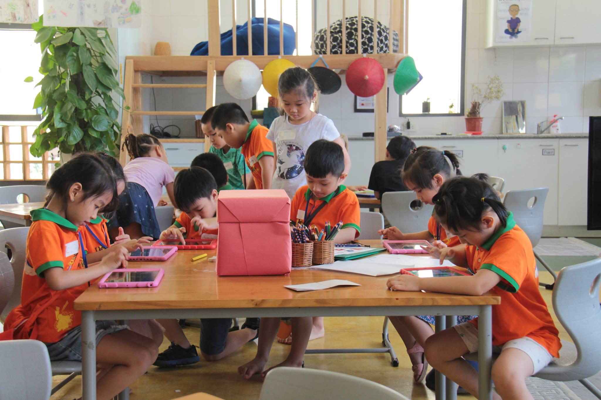 Trường mầm non Quốc tế Liên Hợp Quốc - United Nations International School ofHa Noi (UNIS Ha Noi) - G9 Ciputra