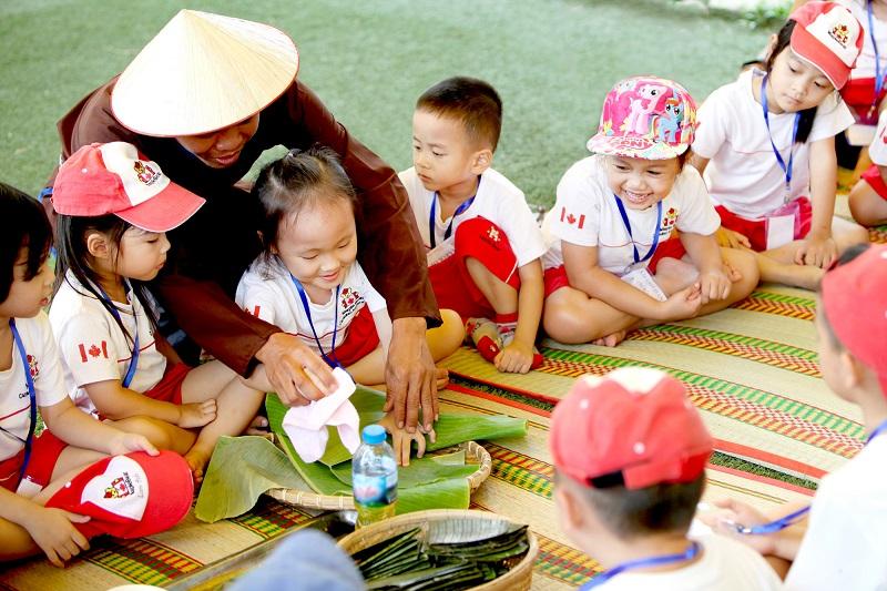 Trường mầm non Quốc Tế Maple Bear Celadon - Phường Sơn Kỳ