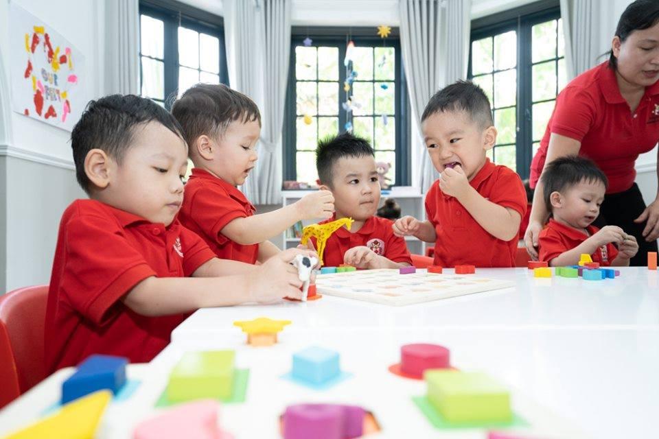 Trường mầm non Quốc Tế Maple Bear (King Palace) - Nguyễn Trãi