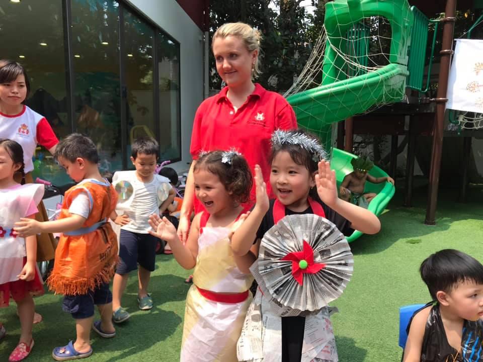 Trường mầm non quốc tế Maple Bear (Sunshine Riverside) - Phú Thượng