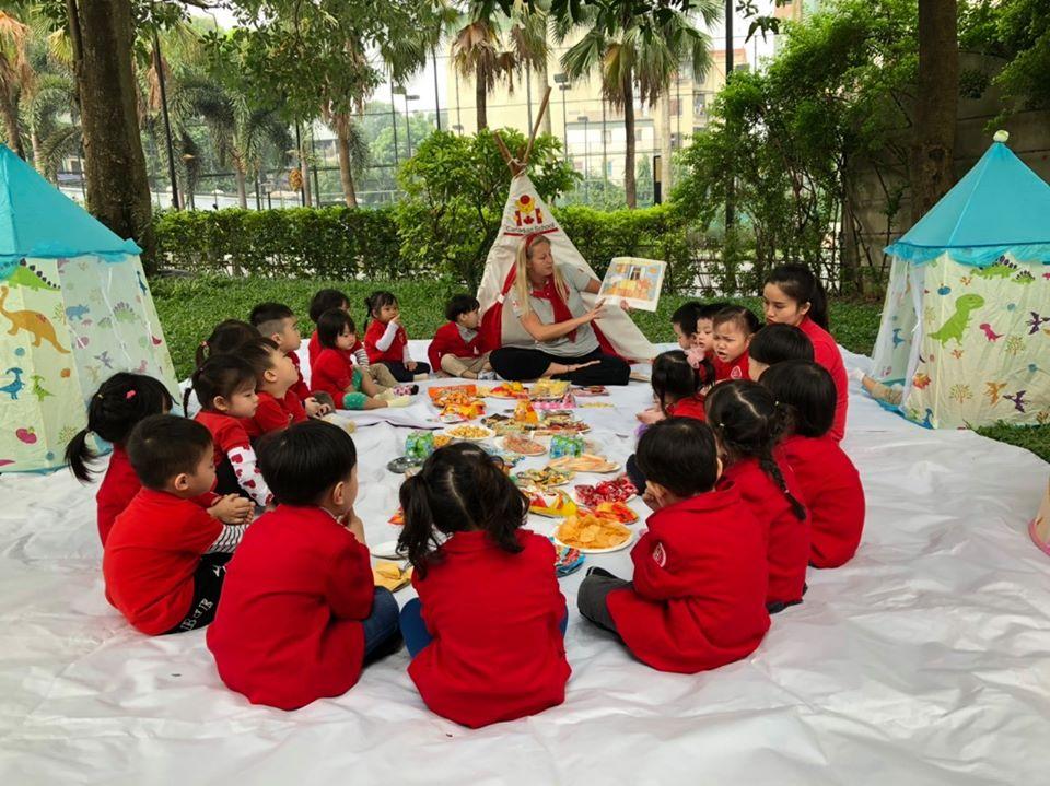 Trường mầm non Quốc Tế Maple Bear - Tạ Quang Bửu