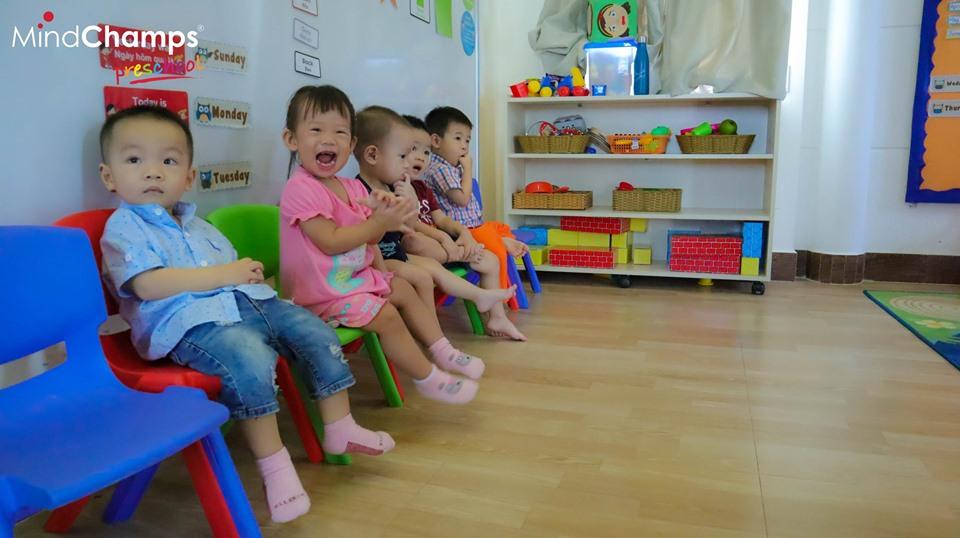 Trường mầm non Quốc tế MindChamps - Thảo Điền