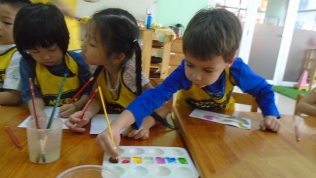 Trường mầm non Quốc tế Montessori - Ngô Quang Huy
