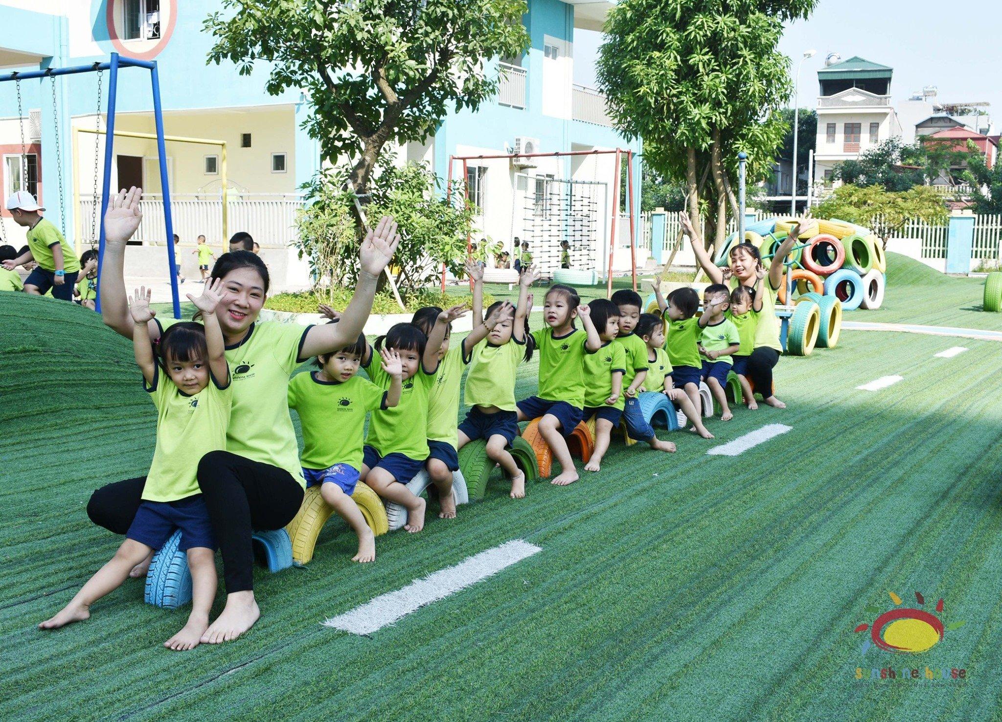 Trường mầm non Quốc tế Ngôi nhà Ánh Sáng ( Sunshine House International Kindergarten ) - Thạch Bàn