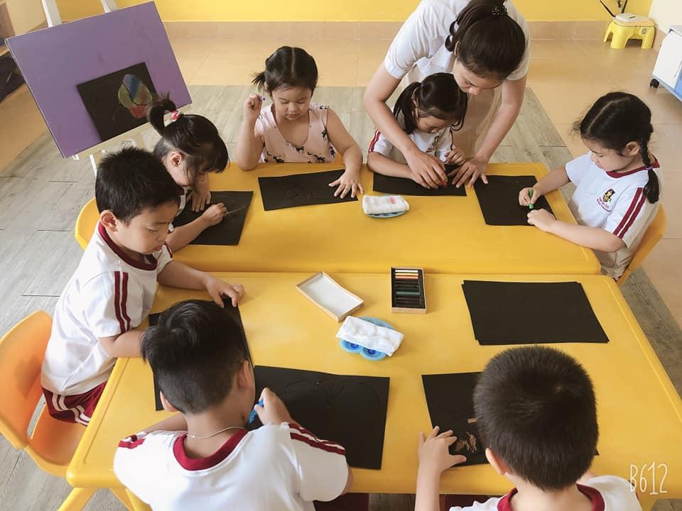 Trường Mầm Non Quốc Tế Ngôi Sao Sáng (Bright Star CDC) - Tân Thuận Đông