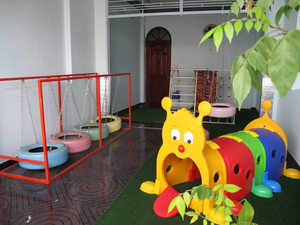 Trường mầm non Quốc Tế Phương Lan TP HCM - Phường 1