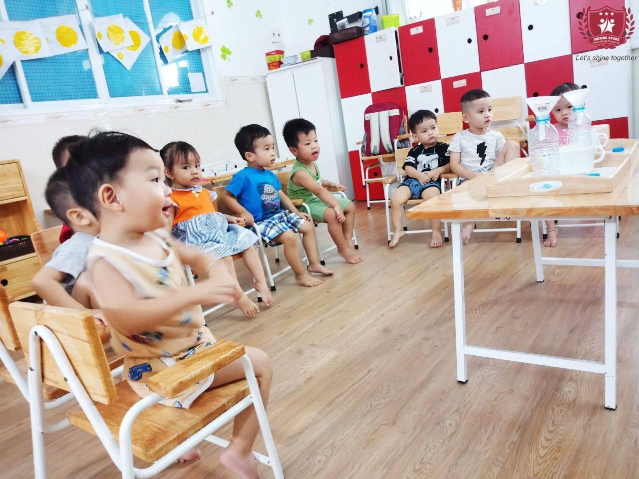 Trường mầm non quốc tế Shiningstars - Phường 16