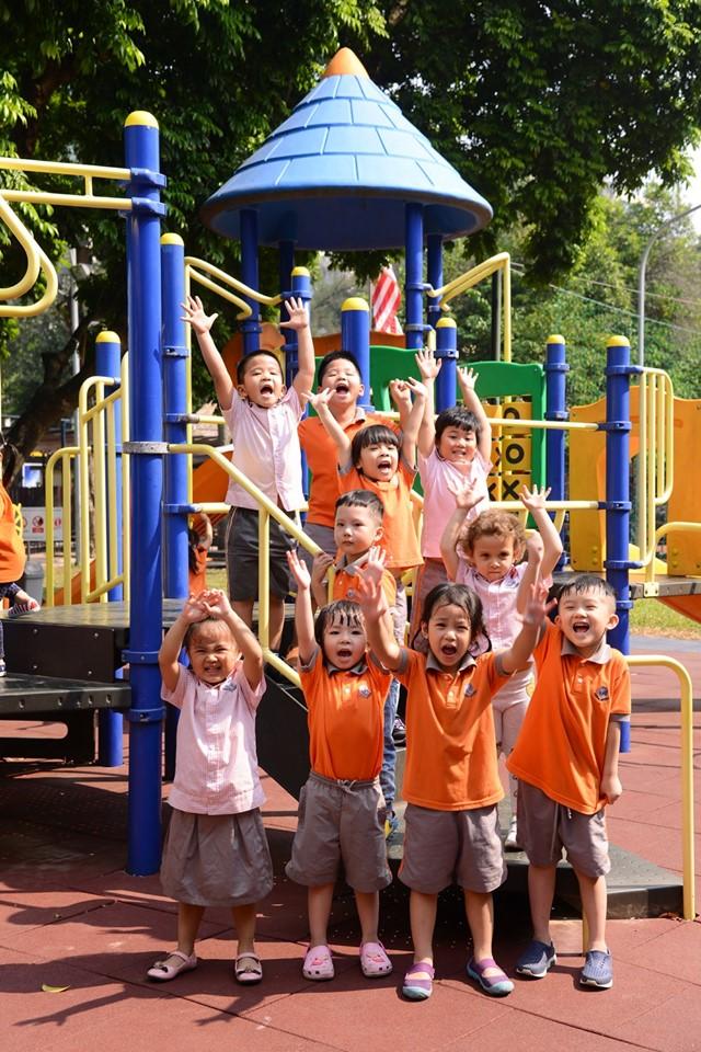 Trường mầm non Quốc tế Singapore (KIK) (Singapore International School - SIS) - Ciputra