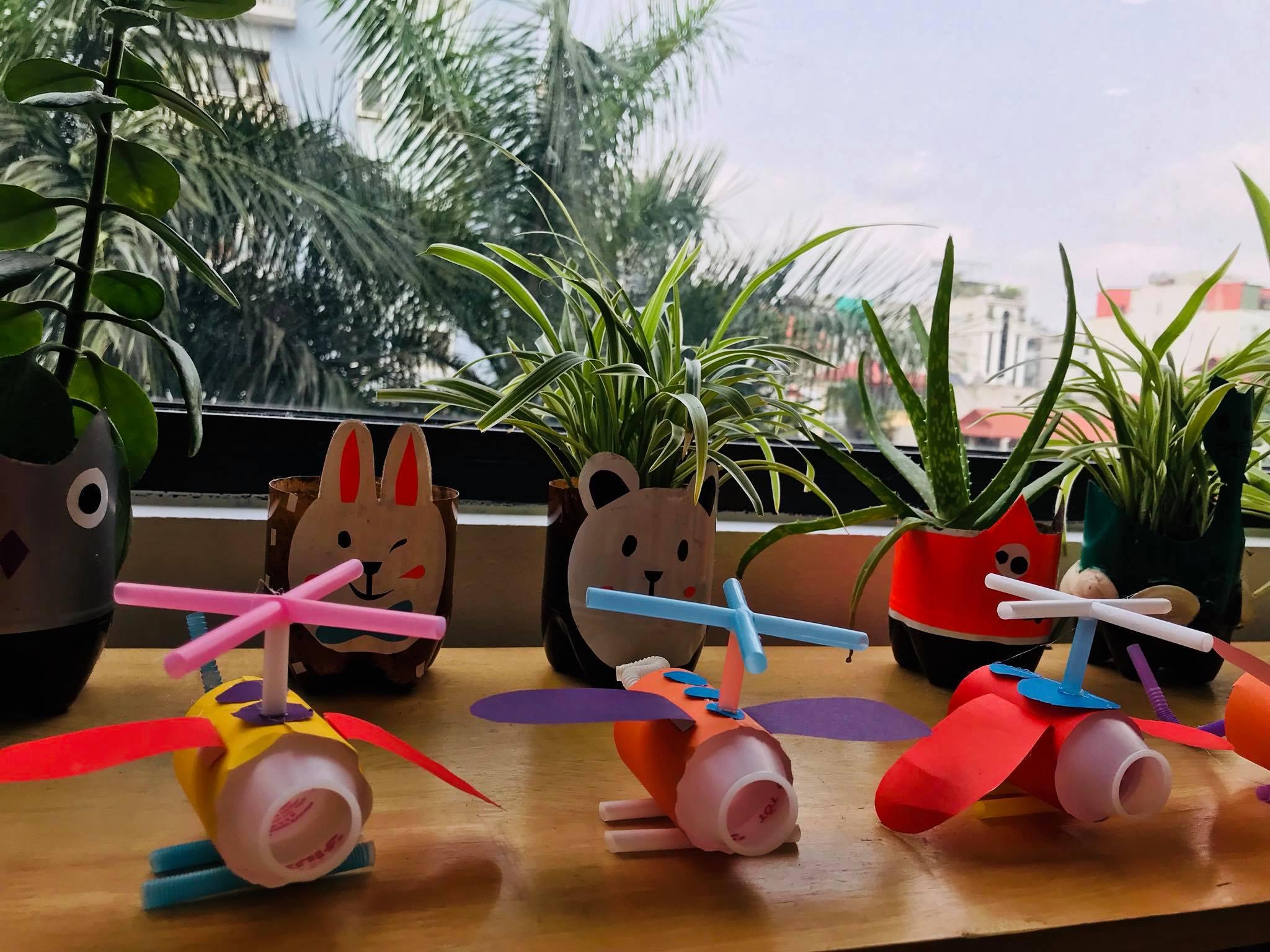 Trường mầm non quốc tế Việt Anh Montessori (cơ sở 2 và 3) - Hoàng Cầu