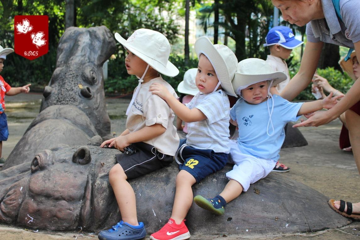 Trường mầm non Quốc Tế Wonderkids Montessori (WMS) - Nguyễn Văn Hưởng