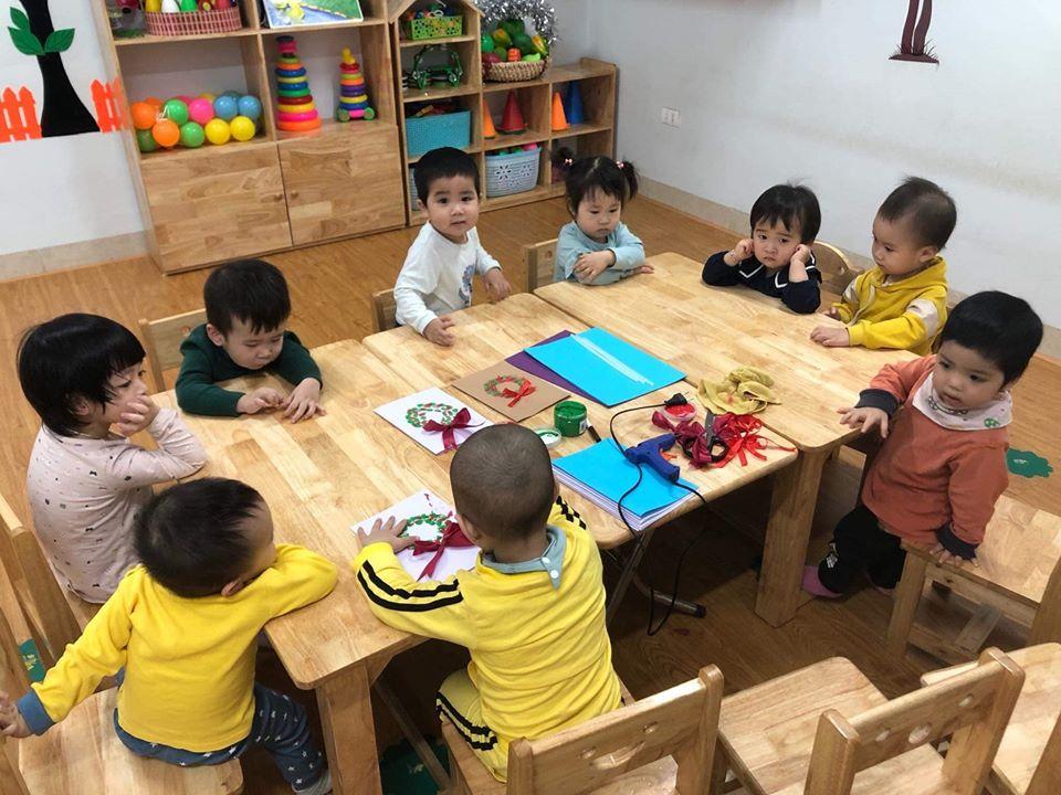 Trường mầm non Rainbow (Rainbow Kindergarten) - Ecopark