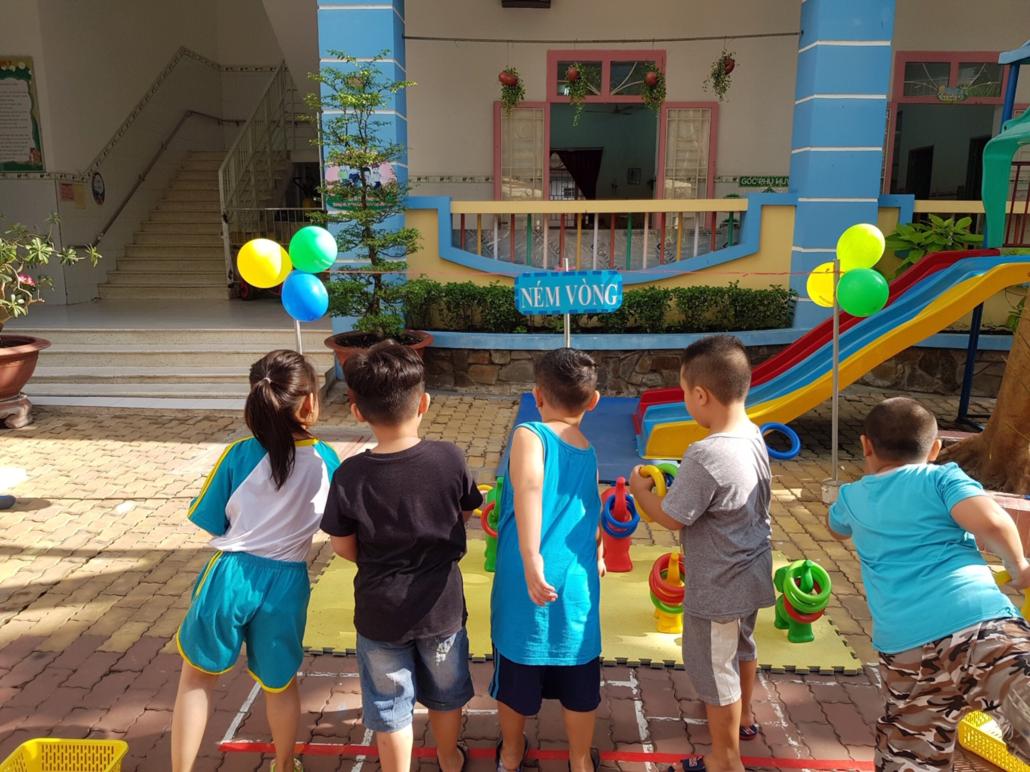 Trường mầm non Rạng Đông 10 - Phường 10