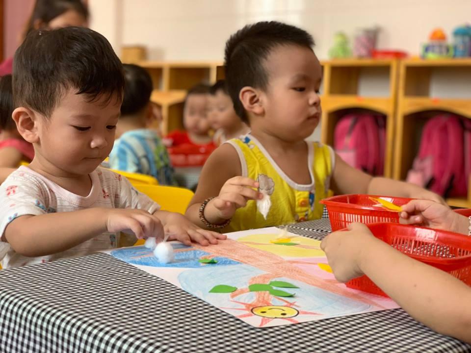 Trường mầm non Sakura - Hòa Thuận Nam