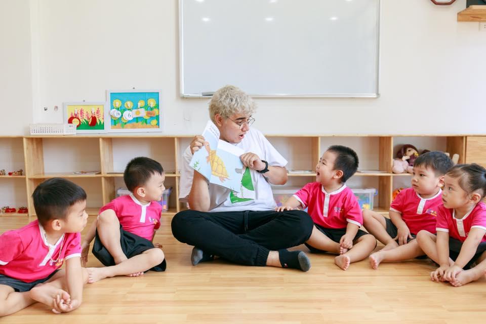 Trường mầm non Sakura Kids ( Sakura Kids Preschool ) Cơ sở 2 - Hồ Tùng Mậu