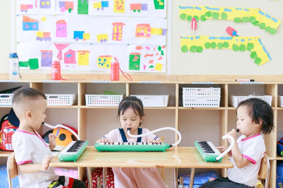 Trường mầm non Sakura Kids ( Sakura Kids Preschool ) Cơ sở 3 - Đình Thôn