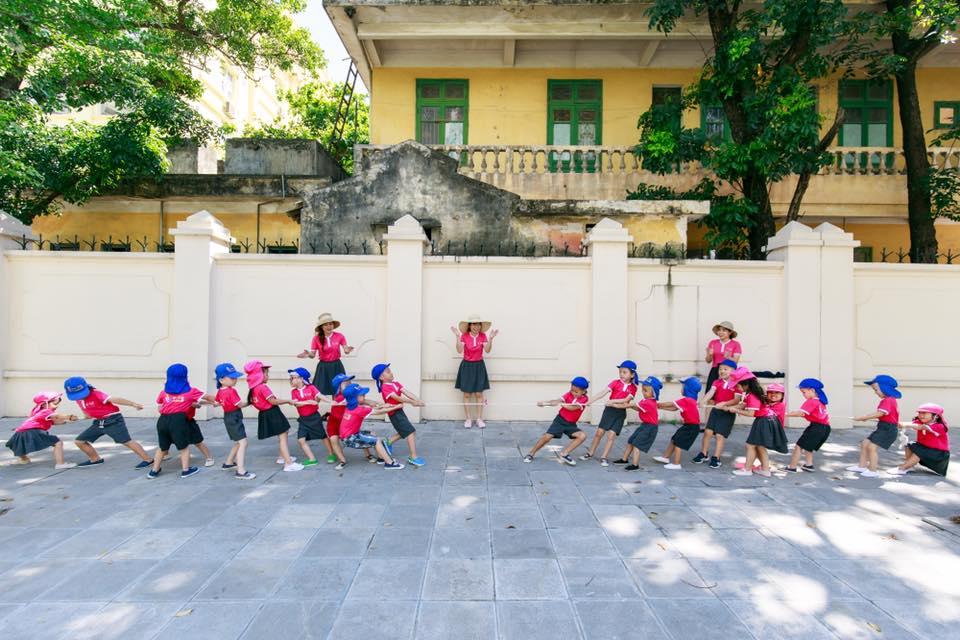 Trường mầm non Sakura Kids ( Sakura Kids Preschool ) Cơ sở 5 - KĐT Thanh Hà